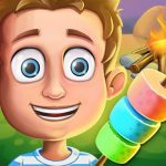 Camping Adventure Games